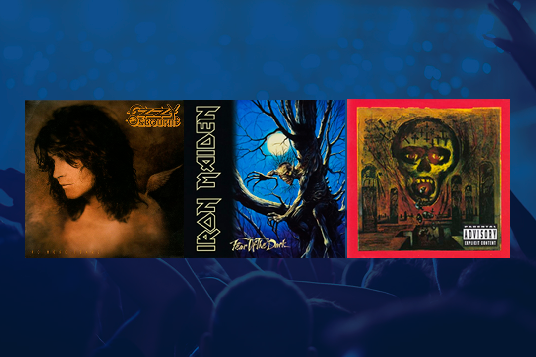 melhores álbuns de rock